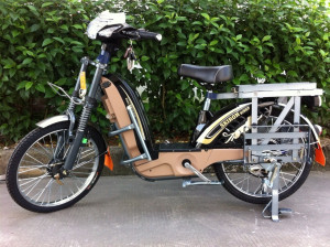 electric bike model 111 skiron