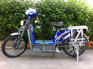 Skiron e-bike 106